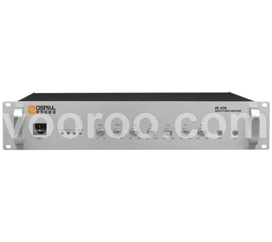 供应 OSPAL欧斯派 合并式广播功放PE-360